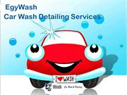 Egy Wash - Car Wash Detailing Services