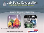 Laboratory Products & Chemicals by Lab Sales Corporation, New Delhi