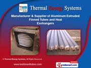 Tubes and Heat Exchangers by Thermal Energy Systems, Chennai