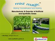 Industrial Synthetic Grass by Mist Magic, New Delhi