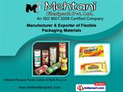 BOPP Bags by Mehtani Flexipack Private Limited, Ahmedabad
