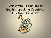 Christmas Traditions in English-speaking Countries All Over the world2