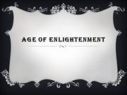 Age of enlightenment-harvey