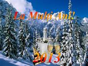 La Multi Ani 2013 (Happy New Year 2013)