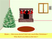 Interactive Powerpoint Christmas Card -V2