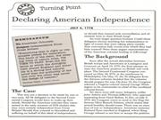 Case Study Declaring American Independence