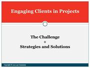 Client Engagement PowerPoint