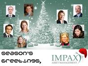 Season's Greetings from the team at Impax