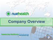 Nuehealth Company Overview Presentation