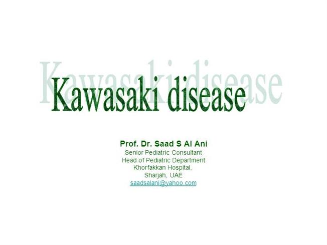 Central illustration | kawasaki disease | jacc: journal of the.