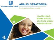 Analisi strategica Hindustan Unilever
