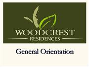 WOODCREST Residential Condominium