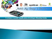 freelance mobile application developer mumbai india