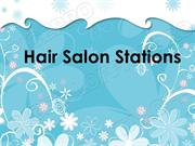 Salon Equipment for Beauty Salons