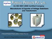 Isolation Transformer by Purevolt Products Pvt. Ltd., New Delhi