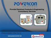 Electronic Products & Services by Powercon Industries, Mumbai