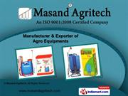 Agricultural & Pesticide Sprayer by Masand Agritech, Indore