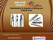 Carbide Cutting Tools by J. P. Enterprises, Pune