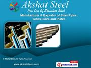 Ferrous & Non Ferrous Products by Akshat Steel, Mumbai