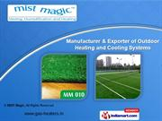 Heating & Cooling Systems by MIST Magic, New Delhi