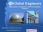 FRP Pipes by Global Engineers, Ghaziabad