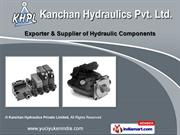 Control Valve by Kanchan Hydraulics Pvt. Ltd., Indore