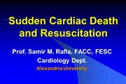 Sudden Death and Resuscitation  - Samir Rafla