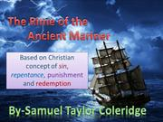 The Rime of the Ancient Mariner presentation