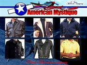 Mens Leather Military Jackets