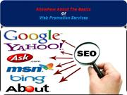 Knowhow about the Basics of SEO Services