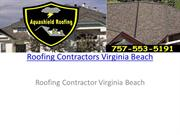 Roofing Contractors Virginia Beach