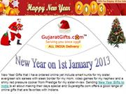 Send as a New Year Gifts to India