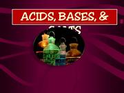 Acids, Bases, & Salts BY JIYA SHARMA