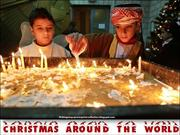 2012 Christmas Celebrations Around The World
