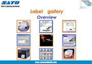 LABEL GALLERY 3.0