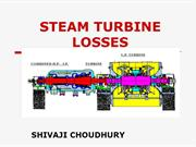 STEAM TURBINE  LOSSES
