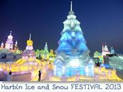 Harbin Ice and Snow Festival 2013 (Sneak Peek)