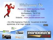 Home Appliances Repairing Parts seller muffesboro