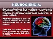 Daicy - NEUROCIENCIA. (14581368)