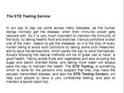 STD Clinic
