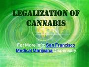 Legalization Of Cannabis