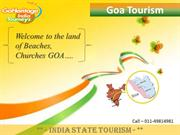 Goa Tourism Guides - Goa Tourist Attractions-Beaches-Nightlife