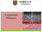 Corporate Finance; Time Value of Money (3)
