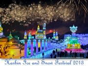 Harbin Ice and Snow Festival 2013