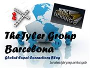 The Tyler Group Barcelona - Barcelona Valutawissel