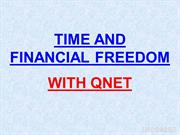 QNet - Plan Presentation for India