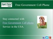 Have unlimited talk now with Government Cell Phone Plan!