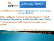 MarketAarkstore.com Molecular Diagnostics in Infectious Disease Testin