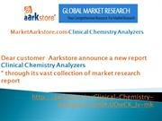 MarketAarkstore.com Clinical Chemistry Analyzers