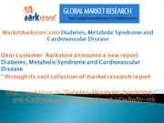 MarketAarkstore.com Diabetes, Metabolic Syndrome and Cardiovascular Di